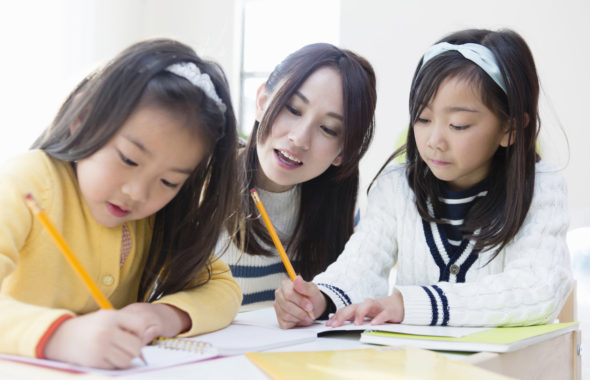出口式幼児童教育